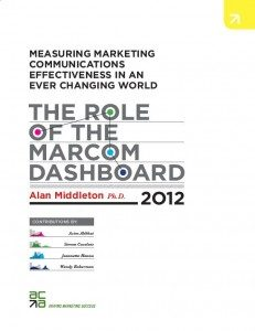 The Role Of The MarCom Dashboard