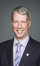 Lt.-Gen. (Ret') the Hon. Andrew Leslie, Parliamentary Secretary to the Minister of Foreign Affairs (Canada-U.S. Relations)