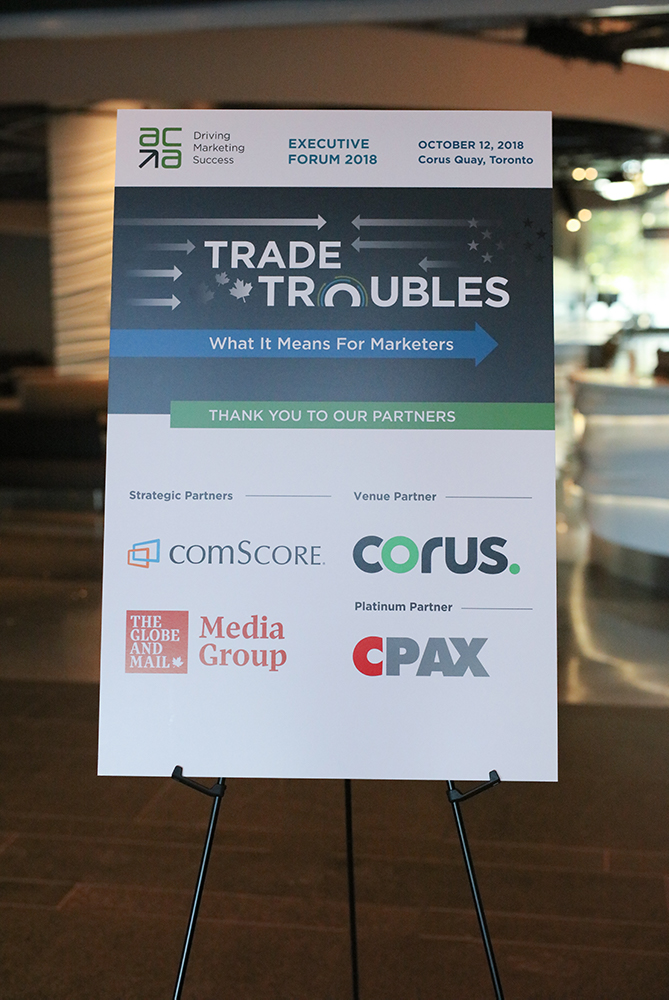 Thanks to our strategic partners and sponsors