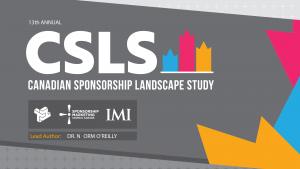 Canadian Sponsorship Landscape Study 2019
