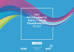 ISBA Programmatic Supply Chain Transparency Study