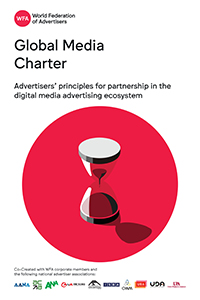 Global Media Charter: Advertisers' principles for partnerhsip in the digital media advertising ecosystem