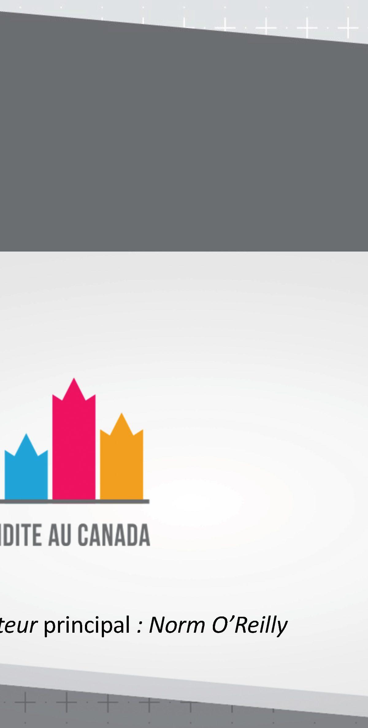 Étude sur l'industrie de la commandite au Canada