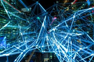 Réseau complexe de données clients