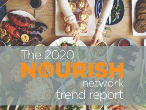 Rapport sur les tendances 2020 de Nourish