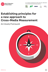 Establishing principles for a new approach to cross-media measurement