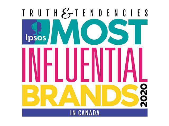 Les marques les plus influentes au Canada en 2020 : Vérité et tendances