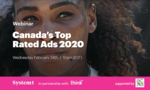 Thinktv présente : les meilleures publicités de 2020 au Canada | Webinaire avec Richard Shotton, 24 février à 10 h. HE