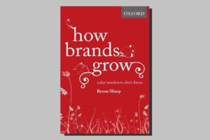 Couverture du livre: How brands grow